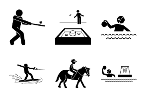 Sport and Games with Alphabet W (Part 1 of 2)