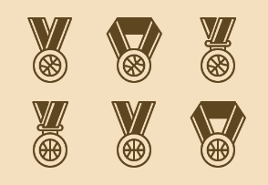 Sports Medals (style 1)