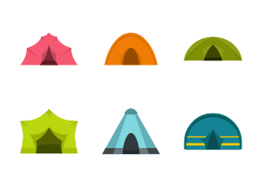 Tent forms