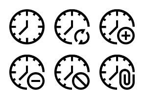Time and calendar