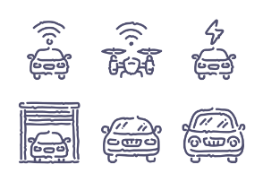 Unisketch Vehicles vol.4