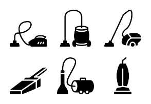 Vacuum Cleaners Solid Collection