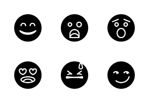 Very Expressive Emoticons