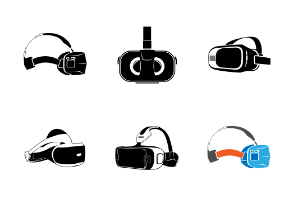 Virtual Reality headsets (VR)