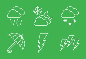 Weather Forecast Vol.1