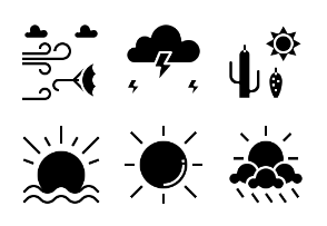 Weather Glyph