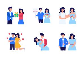 Wedding and Love