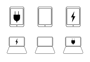 White devices