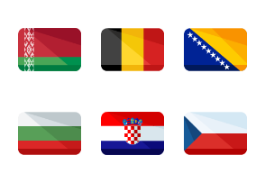 World Flags: Europe