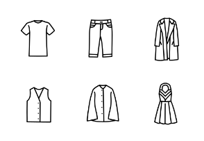 Yuluck's clothes