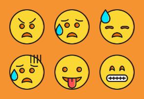 Zaficons: Smiley