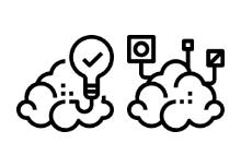 Brain Process and Idea