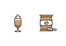 Coffee Colored Line - Volume 3