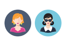 Women Avatars